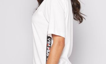 Fila Taped Foundation White T-Shirt
