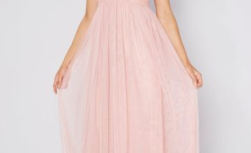 Little Mistress Maxi Dress