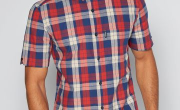Lambretta Checked Shirt