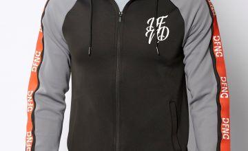 DFND Zip Through Hoody