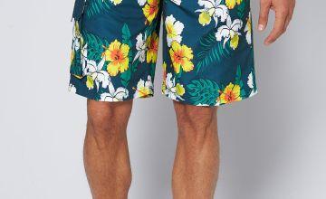 Fashion Floral Board Shorts
