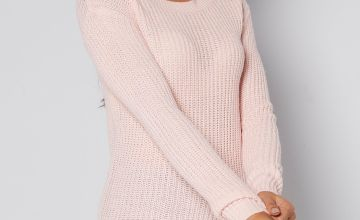 Slouch Neck Jumper