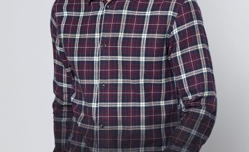 Only and Sons Onskirk Check Shirt