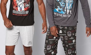 Star Wars 4 Piece Pyjama Set