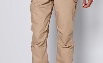 Regatta Delph Nutmeg Cream Trousers