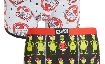 Grinch Pack of 2 Boxers