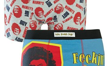 Mrs Browns Boys 2 Pack Boxers