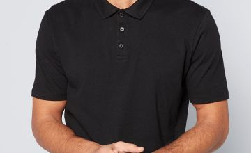 Regular Fit Polo Top