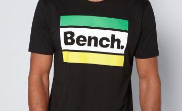 Bench Block Logo T-Shirt