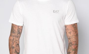 EA7 Small Logo T Shirt