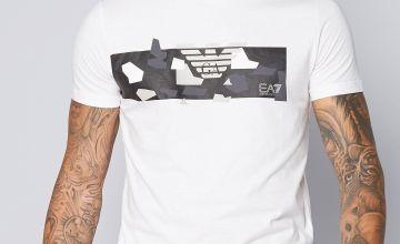 EA7 Eagle Logo T-Shirt