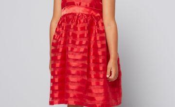 Girls Mini Me Party Dress