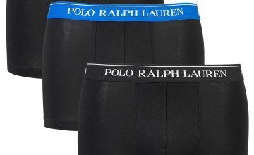 Ralph Lauren 3 Pack Colourband Boxers