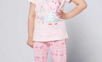 Young Girls Peppa Pig I Want To Be A Unicorn Pyjamas
