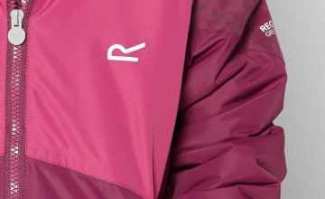 Girls Regatta Volcanics III Jacket