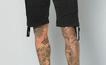Jack and Jones Cargo Shorts with Belt