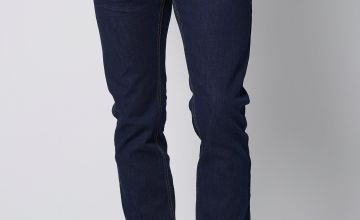 Crosshatch Slim Fit Jeans