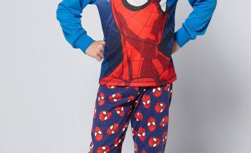 Older Boys Spider-Man Pyjamas