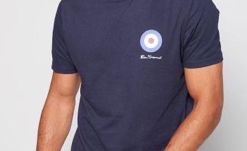 Ben Sherman Small Target Logo T-Shirt