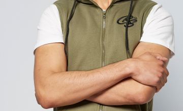 CRS55 Hooded Gilet