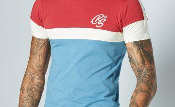 CRS55 Colour Block T-Shirt