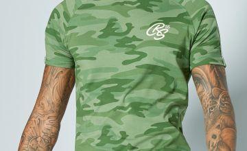 CRS55 Crew Camo T-Shirt