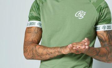 CRS55 Crew Neck T-Shirt