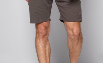 Studio Sweat Shorts Normandy Charcoal