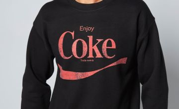 Coca-Cola Long Sleeve Sweatshirt