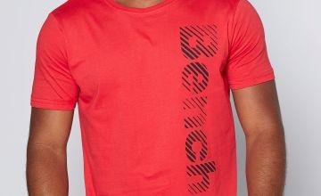 Bench Marbs Red T-Shirt