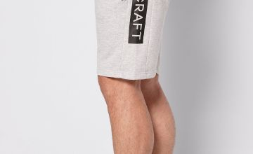 Rawcraft Side Logo Sweat Shorts