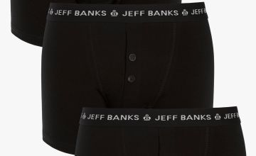 Jeff Banks Pack of 3 Boxers