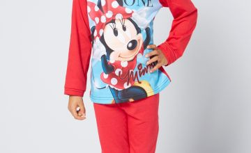 Girls Minnie Mouse There Can Only Be One Minnie Pyjamas