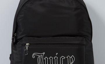 Juicy Couture Ramona Studded Black Backpack