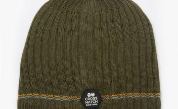 Crosshatch Rive Beanie Hat