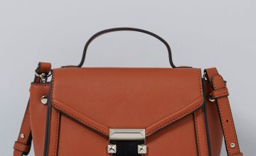 The It Tan Cross Body Bag