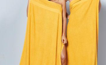 Pair of Kingsley Jumbo Towels