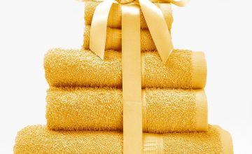 6-Piece Towel Bale