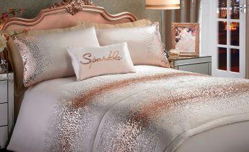 Sparkle Galaxy Boudoir Cushion