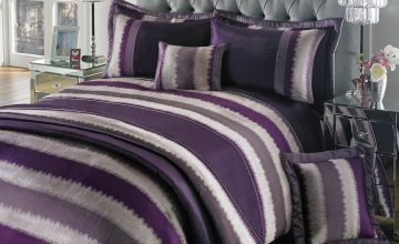 Cambridge Stripe Slub Jacquard Pillowshams