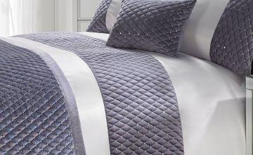 Velvet Sequin Dream Pair of Pillowshams