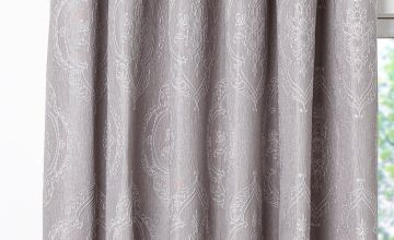 Windsor Embroidered Eyelet Curtains