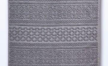 Dobby Jacquard Towel