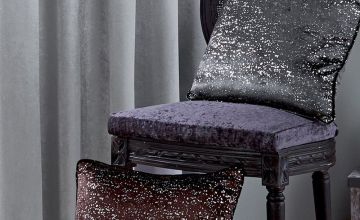 Velvet Splash Cushion Cover