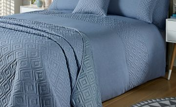 Diamond Chambray Pillowshams