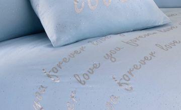 Love You Forever Boudoir Filled Cushion