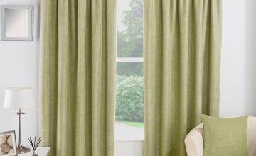 Essence Pencil Pleat Blockout Curtains