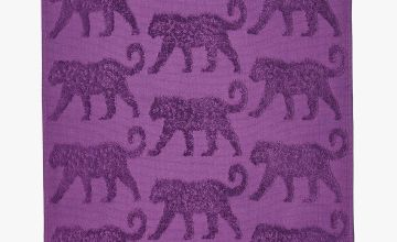 Leopard Bathroom Towel