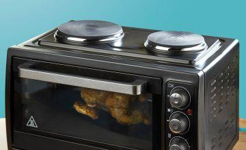 Cucina 38 Litre Electric Mini Oven