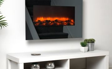 Beldray Corsica Electric Wall Fire